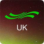 AuroraWatch UK Aurora Borealis Northern Lights in UK England Scotland Wales Northern Ireland from Lancaster University