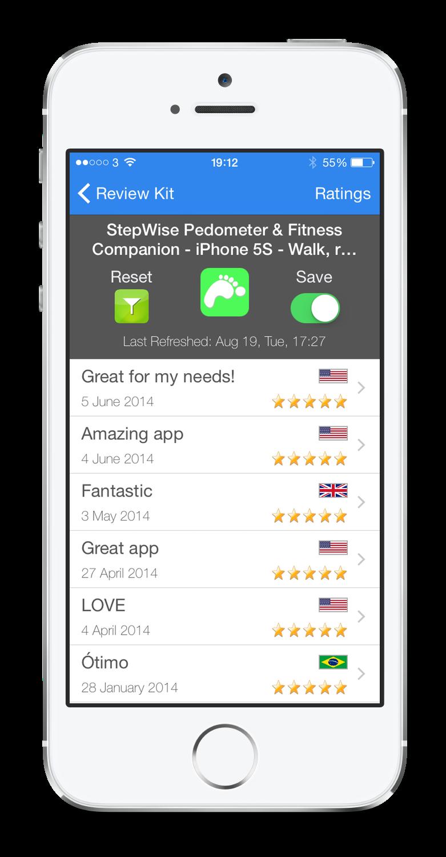Ios App Portfolio Developed By Progress Concepts